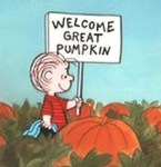 In Praise of The Great Pumpkin