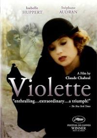 Violette DVD cover