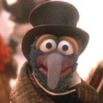 Gonzo from Muppet Christmas Carol