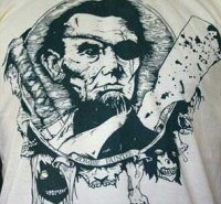 Abraham Lincoln vs. the Zombies