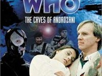 Doctor Who The Caves of Androzani DVD cover