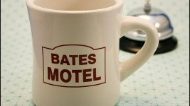 Bates Motel Coffee Mug