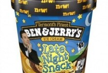 Late Night Snack Ice Cream by Ben and Jerry's