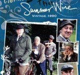 Last of the Summer Wine 1990 DVD