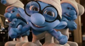 The Smurfs, rapping