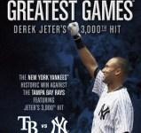 Baseball's Greatest Games: Derek Jeter's 3000th Hit DVD