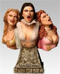 Dracula's Brides - A Rather Busty Bust