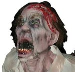 Remote Controlled Zombie Costs More Than Most Zombie Films