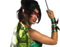 Sexy Teenage Mutant Ninja Turtle Costume WTF Jesus GAH