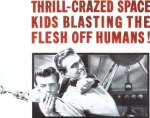 32 Days of Halloween II, Movie Night No. 29: Teenagers From Outer Space!