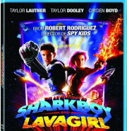 Adventures of Sharkboy and Lavagirl Blu-Ray
