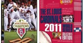 St. Louis Cardinals World Series DVDs