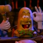 Claymation Christmas