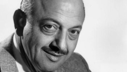 Mel Blanc in a suit