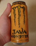 Big Black Java Monster - Drink Review