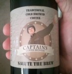Captain's Cold Brew Coffee - Review