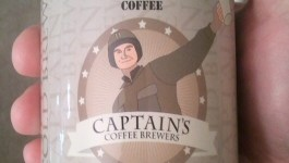 Traditional Cold Brewed Coffee by Captains Coffee Brewers