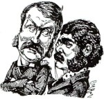 Sirs Gilbert, Sullivan & Mix-a-Lot: Together Again For the First Time