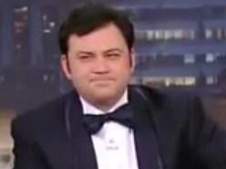 Jimmy Kimmel in a tuxedo
