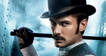 Jude Law as Dr. Watson from Sherlock Holmes: Game of Shadows