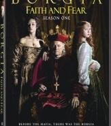 Borgia Faith and Fear Season 1 DVD