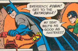 Batman and Twinkies