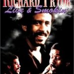 Richard Pryor: Live and Smokin DVD