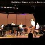 DJ Shadow Percussion Project by Minnetonka High School