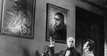 House of Usher (1960): Vincent Price and Mark Damonq