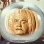 Jonathan Winters Pumpkin Head Disney Halloween Hall o Fame
