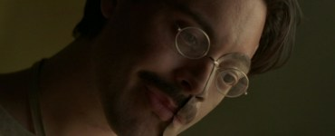 Jack Huston as Richard Harrow from Boardwalk Empire