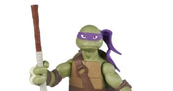 Donatello Battle Shell 10.5 inch Action Figure: Teenage Mutant Ninja Turtles