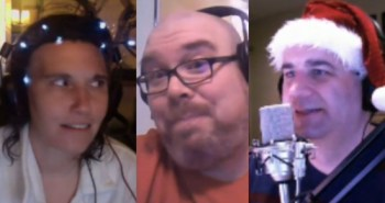 Help Me Rox with Rox of Spazhouse, Mighty Bill and Jon Boutelle on the board