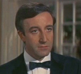 Peter Sellers as James Bond