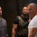 Fast and Furious 6: Paul Walker, Dwayne Johnson and Vin Diesel