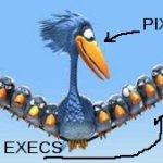 Pixar vs. Disney