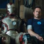 Robert Downey Jr. is Tony Stark and Iron Man in Iron Man 3