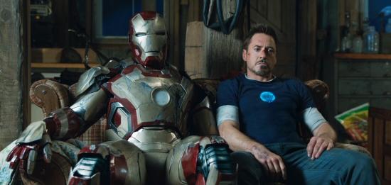Wayhomer Review #148: Iron Man 3 3D