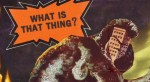 32 Days of Halloween VII, Day 15: Caltiki, The Immortal Monster!