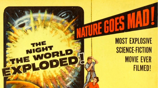 32 Days of Halloween VII, Day 26: The Night the World Exploded!