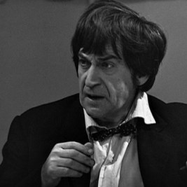 Patrick Troughton from Doctor Who