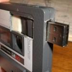 DIY Cassette Tape USB Drive