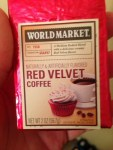 World Market Red Velvet Coffee - Review