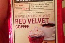 World Market Red Velvet Coffee