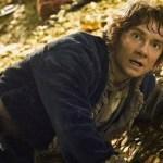 Martin Freeman as Bilbo Baggins in The Hobbit: The Desolation of Smaug