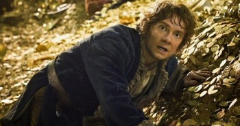 Martin Freeman as Bilbo Baggins in The Hobbit: The Desolation of Smaug