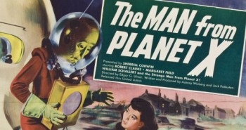 Man From Planet X (1951)