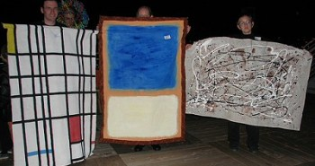 Modern Art Costumes