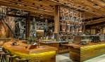 Starbucks Opens Theme Park in Seattle