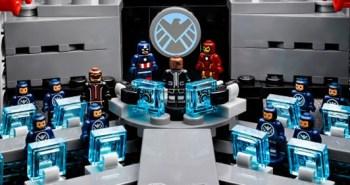 Lego Helicarrier